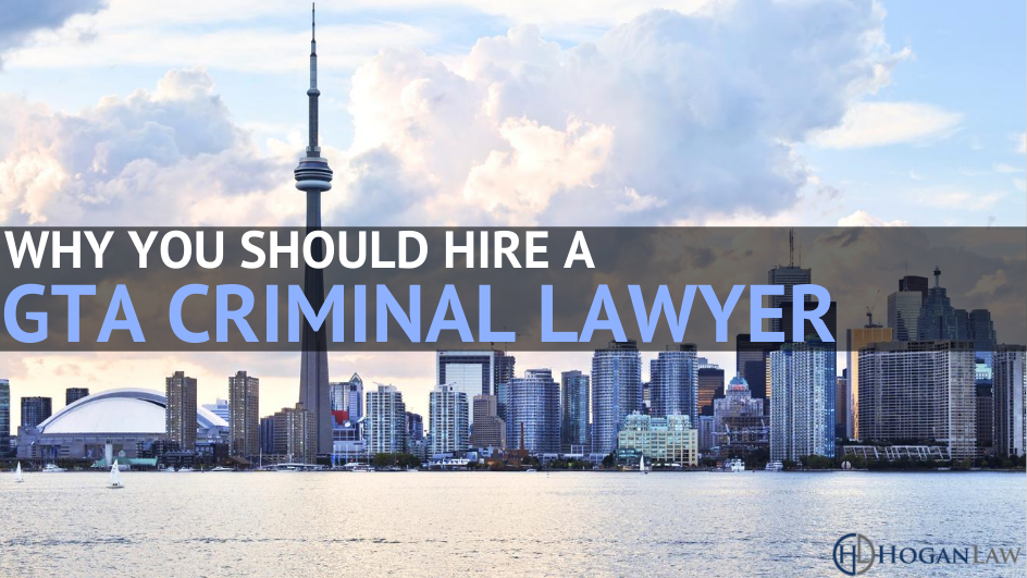 Hire a GTA Criminal Lawyer from anywhere in Ontario